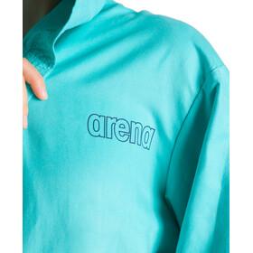 arena Zeal Bathrobe mint/shark